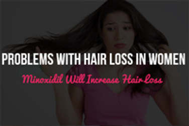 Problems with Hair Loss in Women