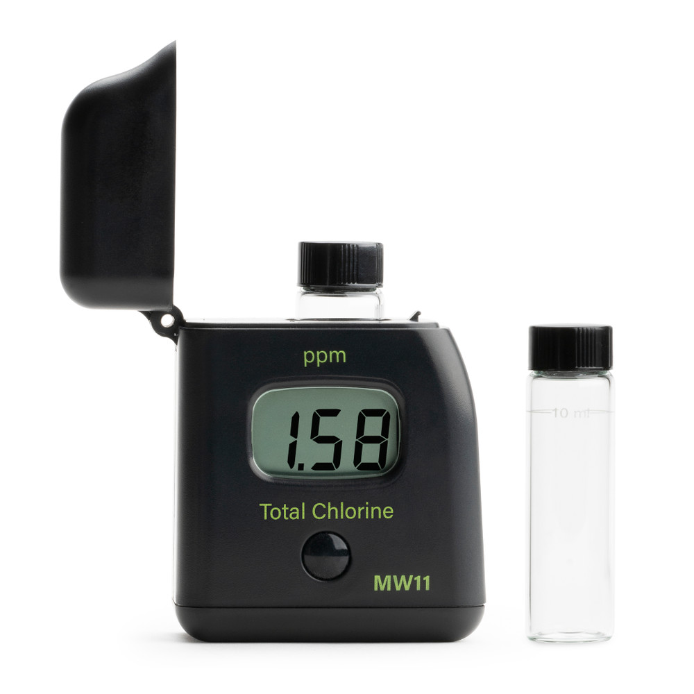 Milwaukee MW11 Digital Total Chlorine Tester