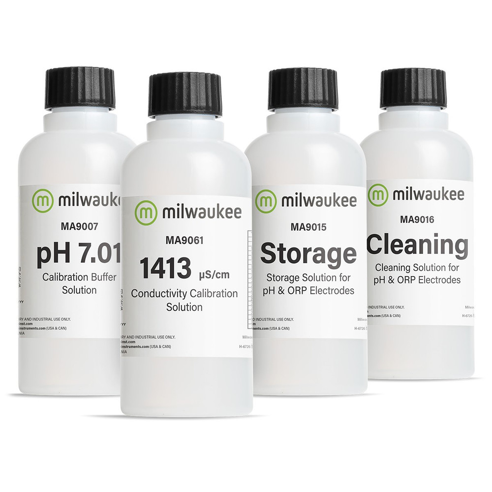 Milwaukee COMBO-START Solution Starter Kit for MW801 and MW802