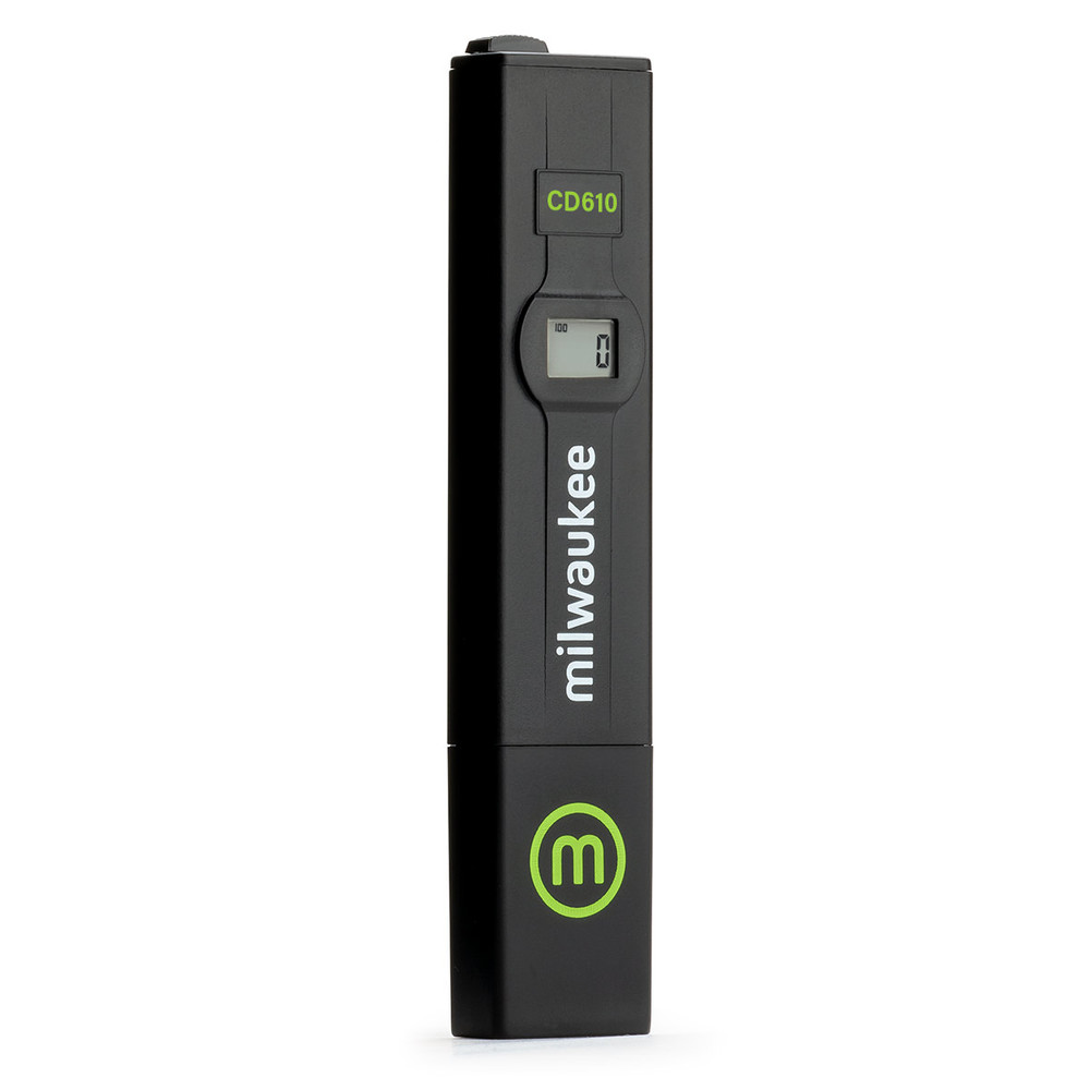 Milwaukee CD610 Digital High Range TDS Pen