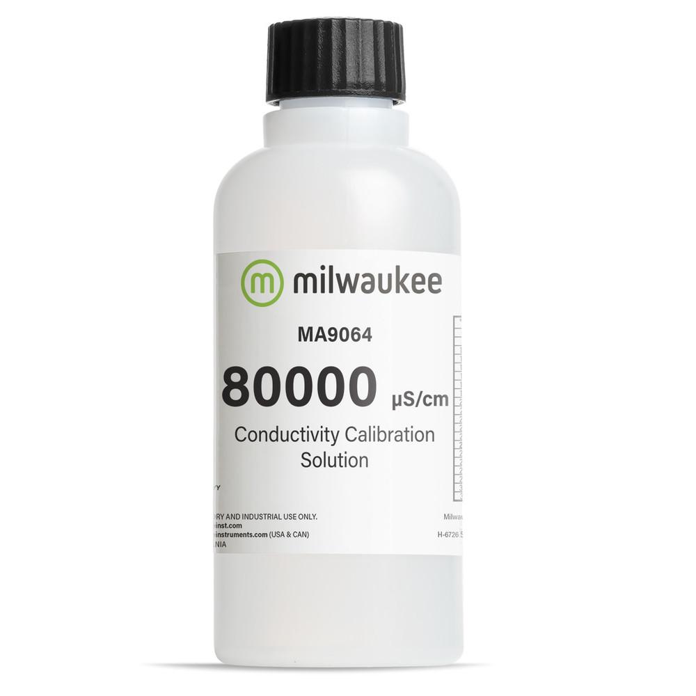 Milwaukee MA9064 80,000 uS/cm Conductivity Solution