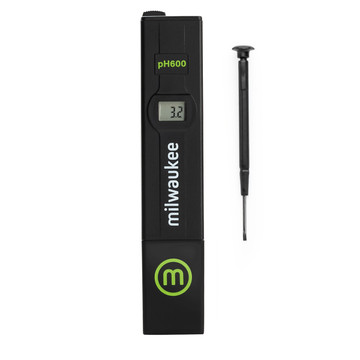 Milwaukee pH600AQ Digital pH Pen