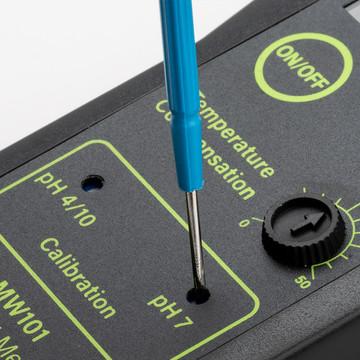 Milwaukee MW101 PRO pH Meter