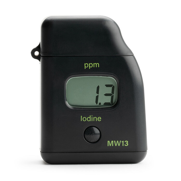 Milwaukee MW13 Digital Iodine Tester