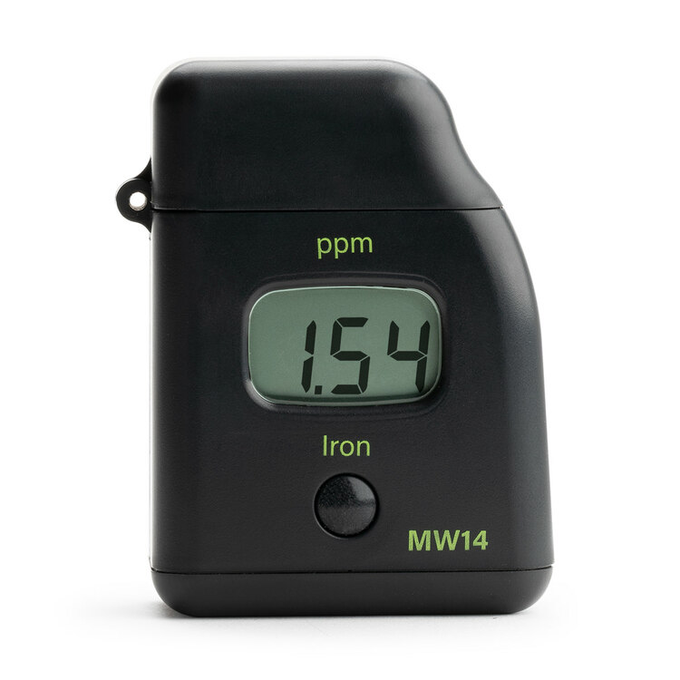 Milwaukee MW14 Digital Iron Tester