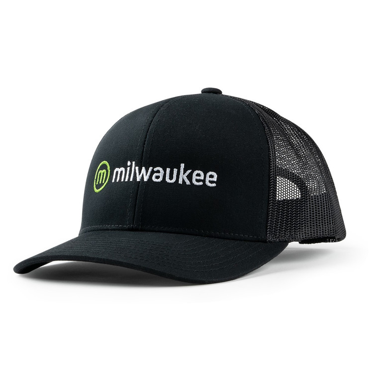 Front with Embroidered Milwaukee Logo