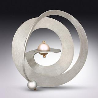 Unravel Bracelet, Contemporary Jewelry by Maressa Tosto Merwarth