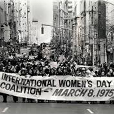 Why is International Women's Day on March 8?