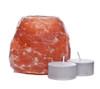 himalayan salt tea light holder MEDIUM