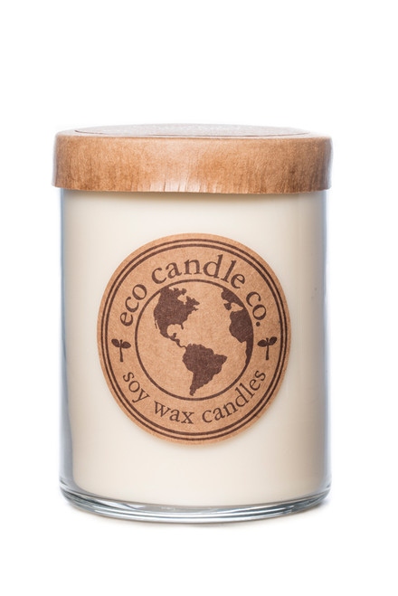 16oz soy eco candle BOURBON VANILLA