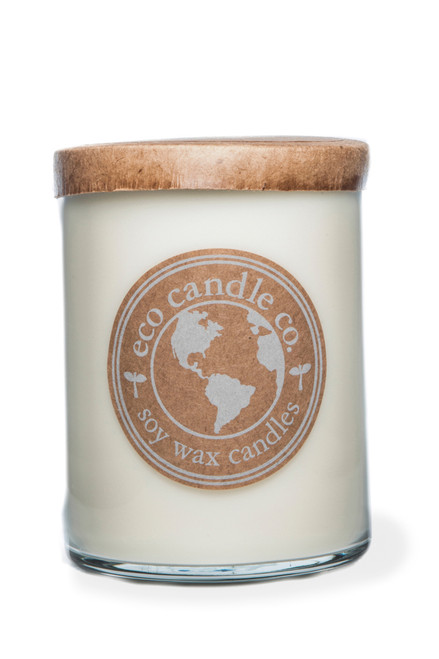 16oz soy eco candle CLEAN SHEET DAY