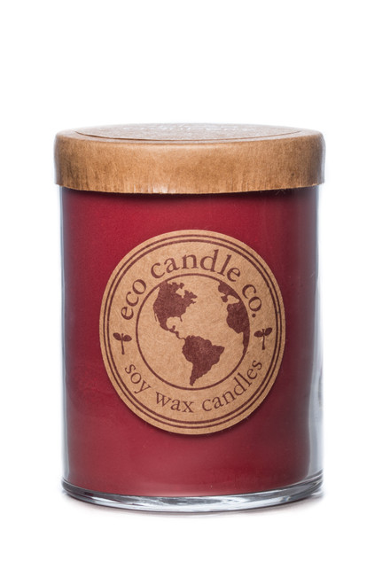 16oz soy eco candle DOOR COUNTY CHERRY
