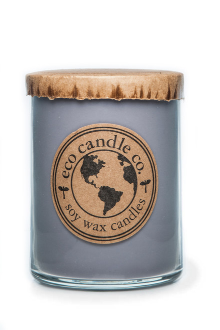 16oz soy eco candle DIRT