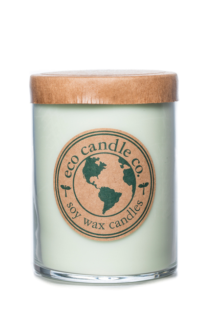 16oz soy eco candle EUCALYPTUS MINT