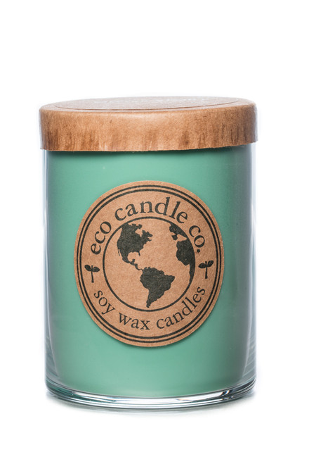 16oz soy eco candle GRASS STAIN