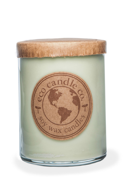 16oz soy eco candle HERB GARDEN