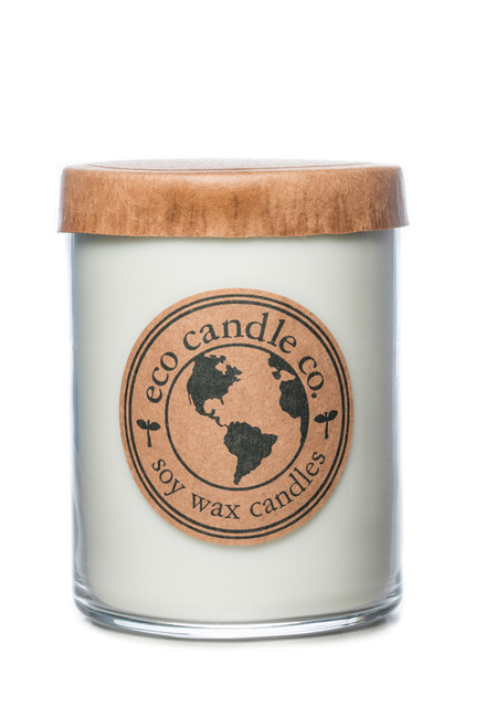 16oz soy eco candle LEMONGRASS SAGE