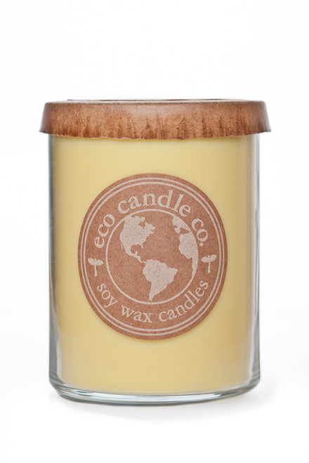 16oz soy eco candle LEMONDROP