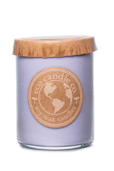 16oz soy eco candle LAVENDER LEMON