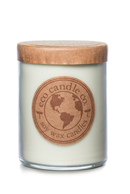 16oz soy eco candle OAKMOSS
