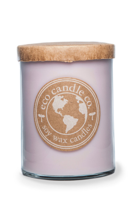 16oz soy eco candle PURE LILAC
