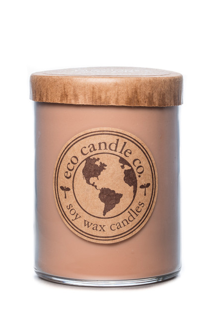 16oz soy eco candle PRECIOUS WOODS