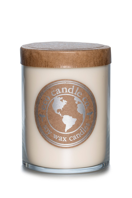 16oz soy eco candle SNOWFLAKES