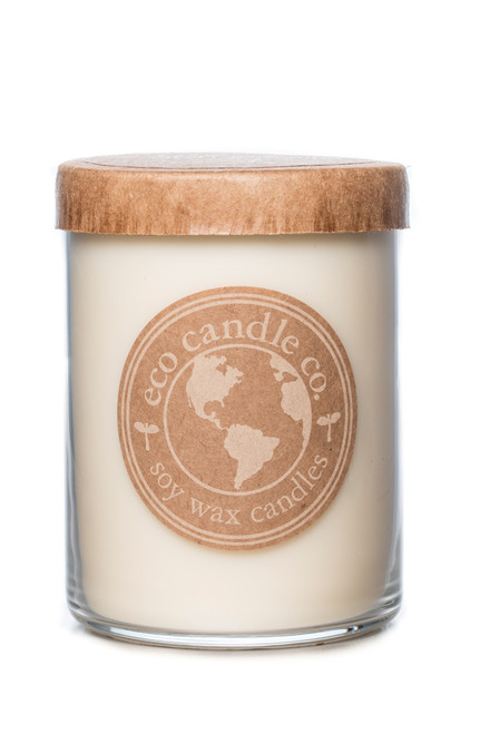 16oz soy eco candle WARM VANILLA