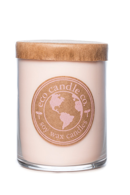 16oz soy eco candle VANILLA GRAPEFRUIT