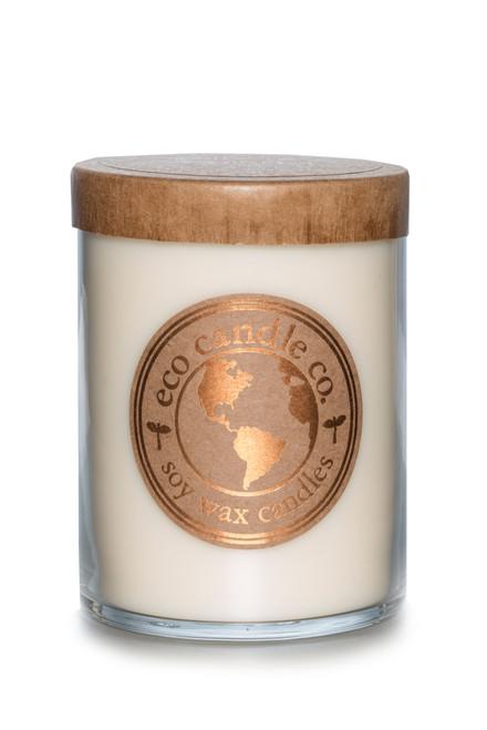 16oz soy eco candle WHITE TEA & GINGER