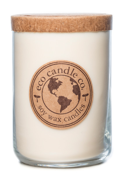 26oz soy eco candle BOURBON VANILLA