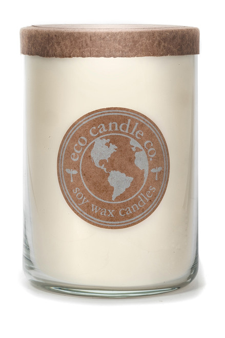 26oz soy eco candle CLEAN SHEET DAY