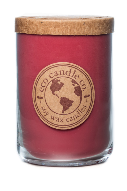 26oz soy eco candle DOOR COUNTY CHERRY