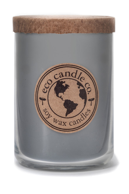 26oz soy eco candle DIRT