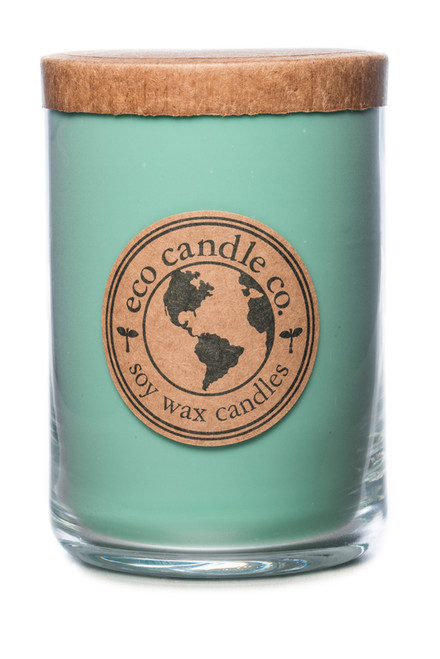 26oz soy eco candle GRASS STAIN