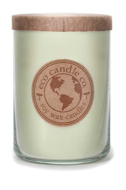 26oz soy eco candle HERB GARDEN