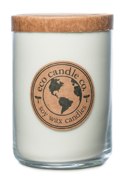 26oz soy eco candle LEMONGRASS SAGE