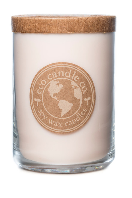 26oz soy eco candle LOVELY