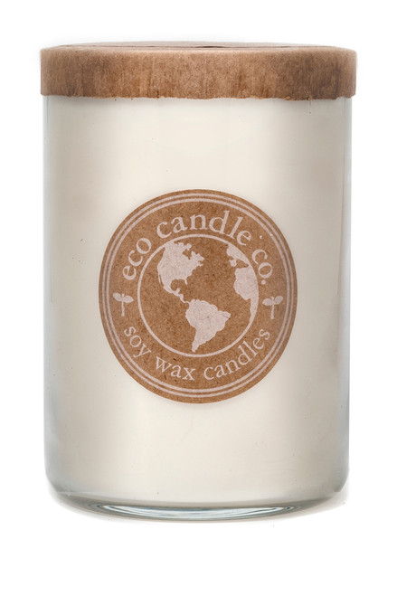 26oz soy eco candle NAKED