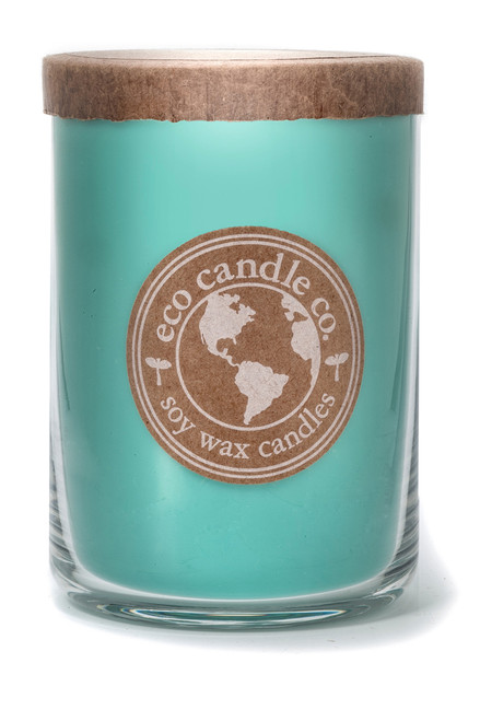 26oz soy eco candle OCEAN WAVES
