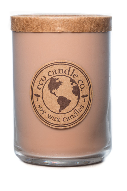 26oz soy eco candle PRECIOUS WOODS