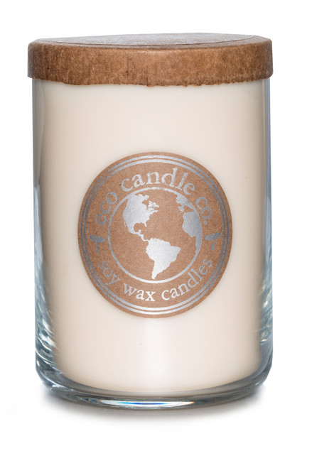 26oz soy eco candle SNOWFLAKES