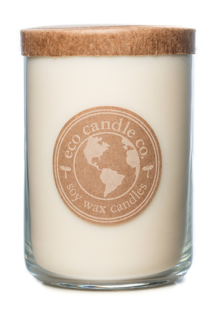 26oz soy eco candle WARM VANILLA