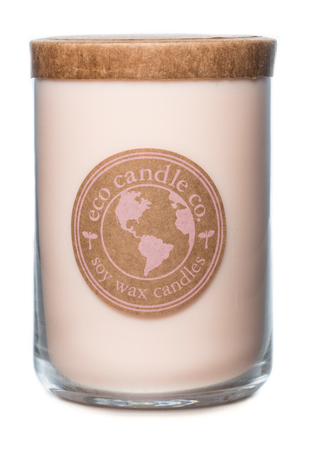 26oz soy eco candle VANILLA GRAPEFRUIT