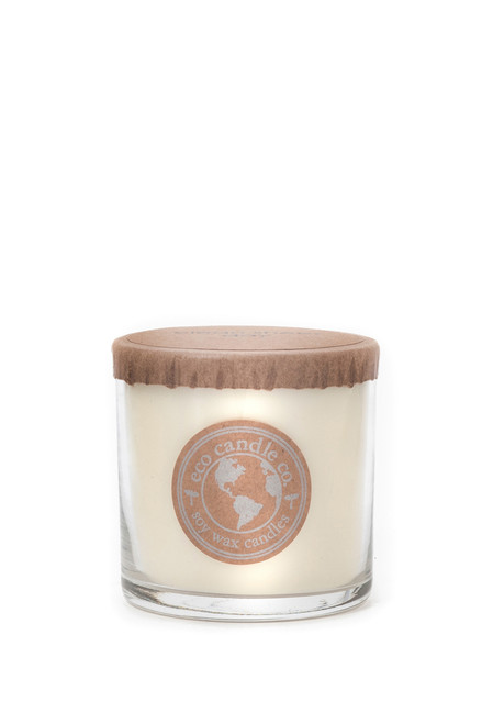 6oz soy eco candle CLEAN SHEET DAY