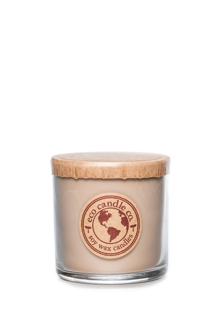6oz soy eco candle FIREWOOD