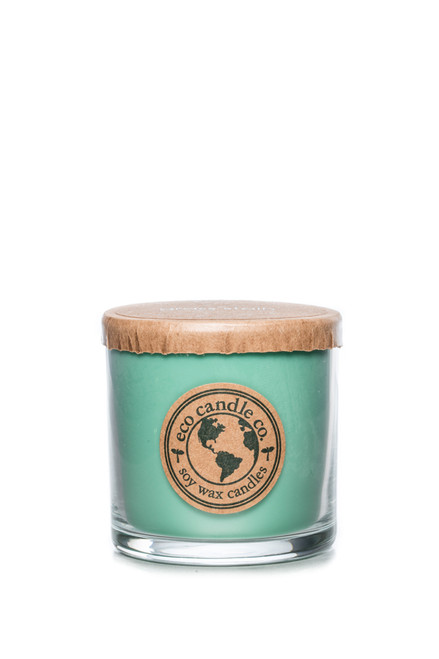 6oz soy eco candle GRASS STAIN