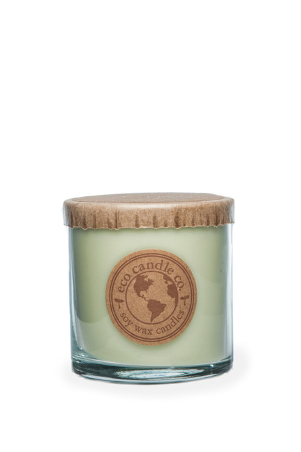 6oz soy eco candle HERB GARDEN