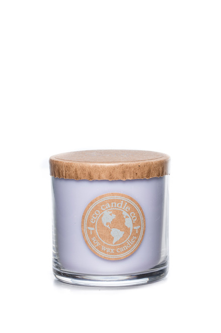 6oz soy eco candle LAVENDER DREAMS