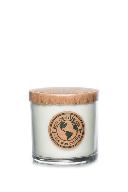 6oz soy eco candle LEMONGRASS SAGE